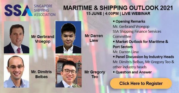 SSA Maritime & Shipping Outlook 2021