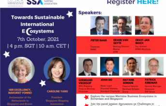 Webinar with RMSC: Towards Sustainable International Ecosystems